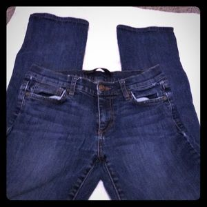 Joes Jeans Size 27 Mini Boot Wash Pastsy